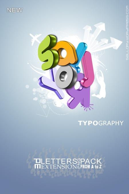 Typografy- Sallory