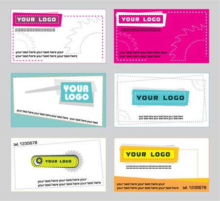 business cards 7-1