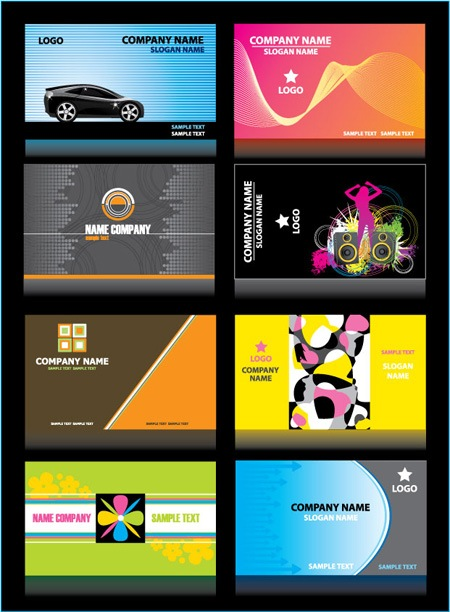business cards 7-12