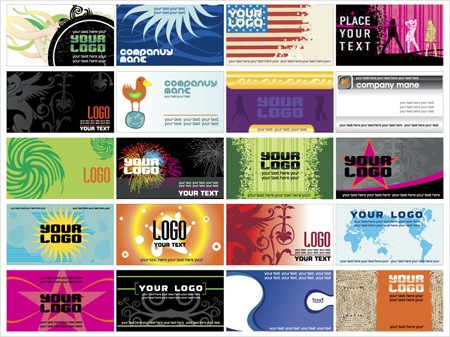 business cards 7-14