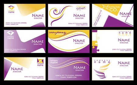 business cards 7-4