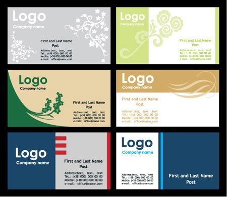 business cards 7-6
